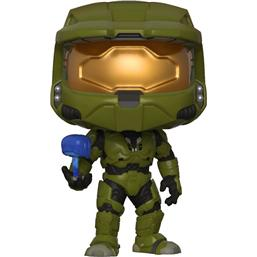 Master Chief with Cortana POP! Vinyl Figur