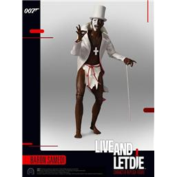James Bond 007: Baron Samedi Action Figur