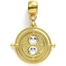 Harry Potter: Time Turner Charm (guld belagt)