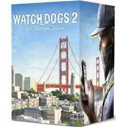 Sony Playstation: Watch Dogs 2 San Francisco Collectors Edition (Playstation 4)