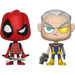 Deadpool: Deadpool & Cable VYNL Vinyl Figurer 10 cm