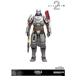 Zavala Action Figur