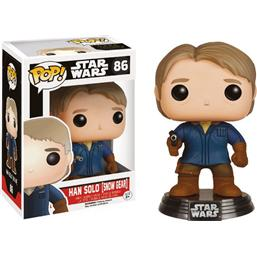 Star Wars: Han Solo (Snow Gear) POP! Vinyl Bobble-Head (#86)