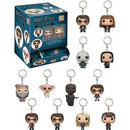 Harry Potter Mystery Blinds Pocket Pop! Vinyl Nøglering