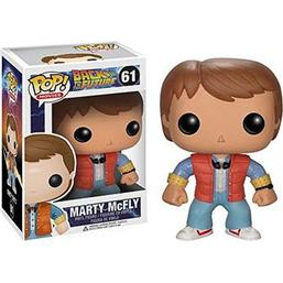 Marty McFly POP! Vinyl Figur (#61)
