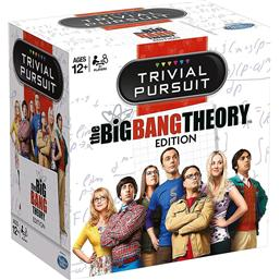 Big Bang Theory Trivial Pursuit Spil