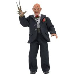 A Nightmare On Elm Street: Freddy Krugger Action Figur i Smoking