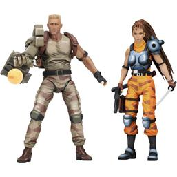Dutch & Linn 1994 Action Figur 2-Pak