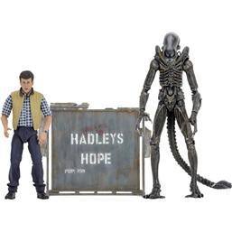 Alien: Hadley's Hope med Concept Alien Warrior og Carter Burke