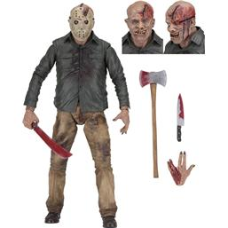 Jason Voorhees The Final Chapter Action Figur 1/4