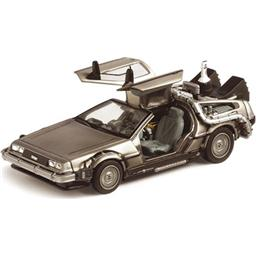 Back To The Future: Part 2 - Deluxe DeLorean 1:43 replica