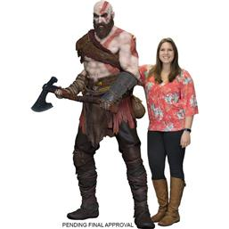 Gears Of War: Kratos Life-Size Statue 190 cm