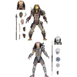 Predator: Predator Ultimate Bad Blood & Enforcer Action Figur 2-Pak