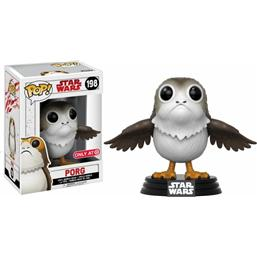 Star Wars: Porg med Åbn Vinger POP! Bobble-Head (#198)