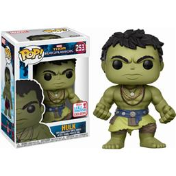 Hulk Casual POP! Bobble-Head (#253)