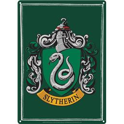 Harry Potter: Slytherin Tin Skilt