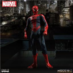 Spider-Man:  Spider-Man Action Figur One:12