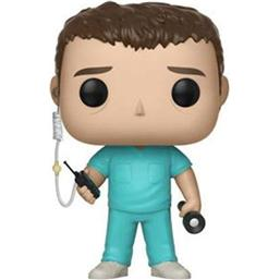 Bob (in Scrubs) POP! Television Vinyl Figur (#639)