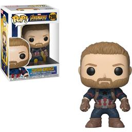 Captain America POP! Movies Vinyl Figur (#288)