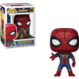 Iron Spider POP! Movies Vinyl Figur (#287)