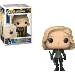 Black Widow POP! Movies Vinyl Figur (#295)