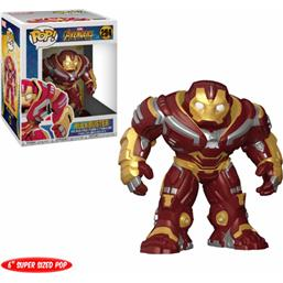 Hulkbuster XL POP! Movies Vinyl Figur (#294)
