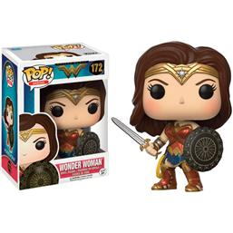 Wonder Woman POP! Movie Heroes Vinyl Figur (#172)