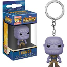Thanos Pocket POP! Vinyl Nøglering
