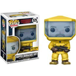 Stranger Things: Hopper Bio Hazard POP! Vinyl Figur (#525)