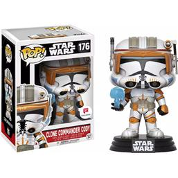 Clone Commander Cody POP! Vinyl Bobble-Head Figur (#176)