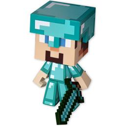 Minecraft: Diamond Steve figur