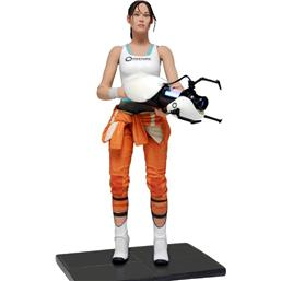 Portal: Chell Action Figur
