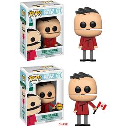 South Park: Terrance POP! Vinyl Figur (#11)