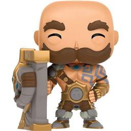 League Of Legends: Braum POP! Games Vinyl Figur (#04)