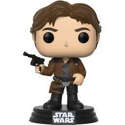 Star Wars: Han Solo POP! Vinyl Bobble-Head (#238)