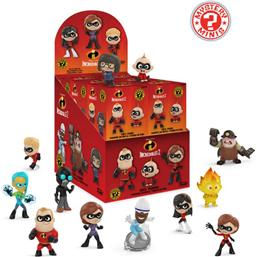 Incredibles: Incredibles 2 Mystery Minis Vinyl Figur