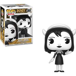 Alice The Angel Boris POP! Games Vinyl Figur (#281)