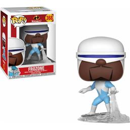 Incredibles: Frozone POP! Vinyl Figur (#368)