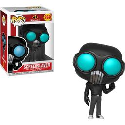 Incredibles: Screenslaver POP! Vinyl Figur (#369)