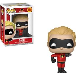 Incredibles: Dash POP! Vinyl Figur (#366)