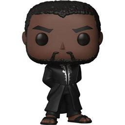 T'Challa Robe (Black) POP! Bobble-Head