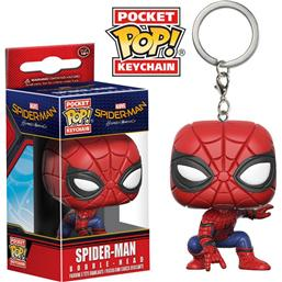 Spider-Man: Spider-Man Pocket POP! Vinyl Nøglering