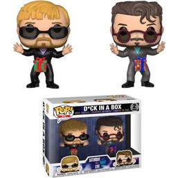 Dick in a Box POP! Television Vinyl Figur 2-Pak