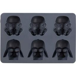 Star Wars Muffins Form Darth Vader og Stormtrooper