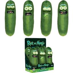 Rick and Morty: Pickle Rick Plys Bamse 18 cm