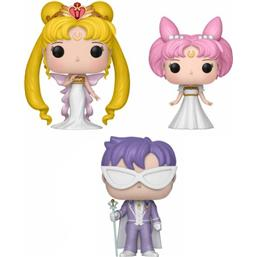 Serenity, Small Lady & Endymion POP! Animation Vinyl Figur 3-Pak