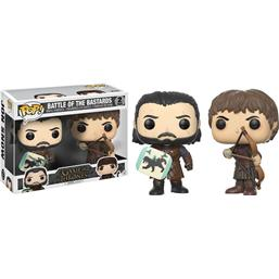Game Of Thrones: Battle of the Bastards POP! Vinyl Figur 2-Pak