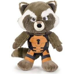 Guardians of the Galaxy: Rocket Raccoon Plys Bamse 25 cm