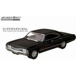 Supernatural: Chevrolet Impala Sedan 1967 Diecast 1/64