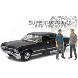 Supernatural: Chevrolet Impala Sport Sedan 1967 Diecast 1/18